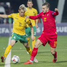 Futbolo rinktinei – naujas atspirties taškas