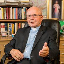 Kardinolas: meldžiuosi už Kauno žmones