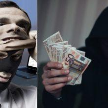 Garbaus amžiaus kaunietė tariamam pareigūnui atidavė 20 tūkst. eurų
