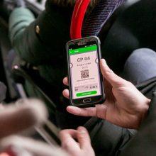 Diegiamos naujovės Kauno viešajame transporte leis atpiginti keliones