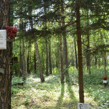 Surasta: vieta pamaskvėje, buvusiame specialiajame NKVD objekte Komunarka, kur ilsisi trys tarpukario Lietuvos ministrai, tarp kurių – K.Skučas.