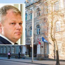 A. Palionis: ŽŪM veikiausiai dirbs ir Vilniuje, ir Kaune