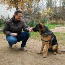 Išvada: Vida įsitikinusi, kad galima išmokyti bet kokio amžiaus ir veislės šunį neloti be reikalo.