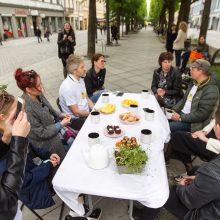 Kaunas kviečia į tradicija tampančią Kiemų šventę