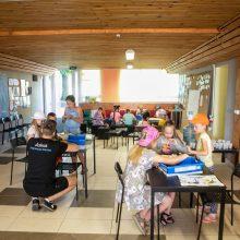 Stovyklos – kiekvieno poreikiui: vieni ruošia šimtus eurų, kiti išlaidauti neskuba