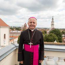 Šeštadienį vyks kardinolo S. Tamkevičiaus padėkos mišios