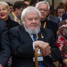 Prof. A. Avižienis: Lietuvos mokslui trūksta įvairovės