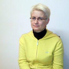 Išteisinimo siekianti N. Venckienė išvyko iš Lietuvos