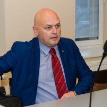 Skandalingas Kauno advokatas įsisiautėjo