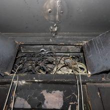 Gaisro daugiabutyje pamoka: tokiomis aplinkybėmis jis galėjo kilti ir ne nuo įjungtos skalbyklės