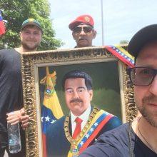 Karakaso medikai lietuviams: mes nieko daugiau nebeturime, tik savo širdis