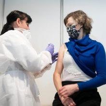 Prezidentūra: vasarį Lietuva gaus 200 tūkst. koronaviruso vakcinų