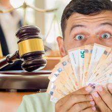 Įmones neteisėtai veiklai nuslėpti naudojęs kaunietis aiškinsis teisme