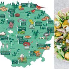 Lietuva svarsto galimybę kurti gastronominio turizmo strategiją