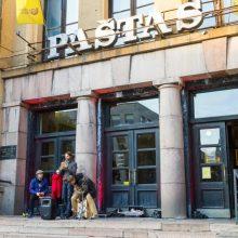 Kas laukia Kauno centrinio pašto rūmų?