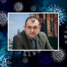 V. Kasiulevičius keliaujantiems: yra dvi šalys, kuriose COVID-19 situacija prastėja
