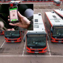 Pokyčiai Kauno viešajame transporte: visa svarbiausia informacija keleiviams