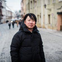 Lietuvoje viešėjęs japonas: kauniečiai Ch. Sugiharą supranta geriau nei mes