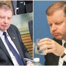 Atkirto apie ŽŪM prakalbusiam viceministrui: jis nesuvokia, kokias pareigas užima