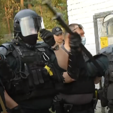 VST vadas: naktį buvo įsiveržta į Rūdninkų poligono teritoriją ir padegtos sunkvežimio padangos
