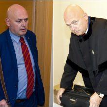 Skandalingoji byla: teisiamas advokatas vienas skęsti nenori