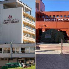 """STT sulaikė Šeškinės poliklinikos, Vilniaus klinikinės ligoninės, """"Limetos"""" vadovus"""