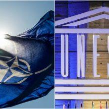 Keisis Lietuvos ambasadoriai Rusijoje, prie UNESCO ir NATO