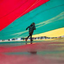 Laisvę švęsime kitaip: kauniečių laukia virtualūs renginiai ir įspūdingos šviesos instaliacijos
