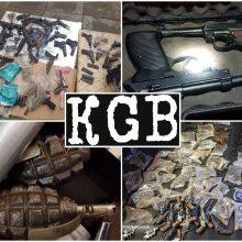Ginklų prekybos voratinklyje – KGB šešėlis