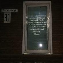Buvusios mokyklos languose užšifruotos slaptos istorijos