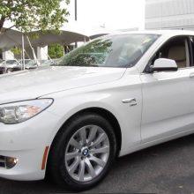 """Aleksote """"išgaravo"""" prabangus BMW: nuostolis – per 17 tūkst. eurų"""