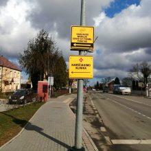 Kauno rajone atsidaro dar vienas mobilus patikros punktas