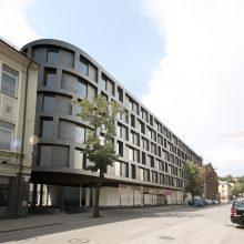 Naujam viešbučiui Kauno centre skirtos pirmosios investicijos