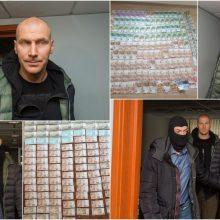 Skandalas Kauno policijoje: ar D. Karalukas liks už grotų? (papildyta)