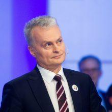 G. Nausėda: Baltarusija kovoja dėl savo savarankiškumo