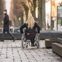 Žmonių su negalia dieną Kaunas pasitinka su plačia renginių programa