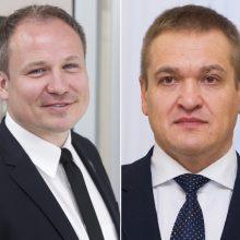 S. Skvernelis: buvę ministrai E. Misiūnas ir G. Surplys gaus politines pareigas