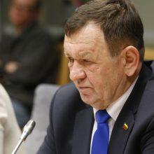 Prokuratūra apskundė K. Pūko išteisinimą seksualinio priekabiavimo byloje