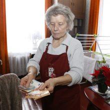 Vyriausybė nusprendė: pensijas nešios tik Lietuvos paštas