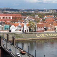 Prieš 100 metų Kaunas tapo laikinąja Lietuvos sostine