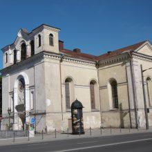 Kaunas nykstantis ir išnykęs: Švč. Sakramento bažnyčia ir Domininkonų vienuolynas