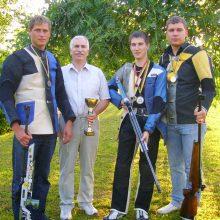 Tėčio pėdomis pasekęs R. Stankevičius išugdė ne vieną Lietuvos čempioną