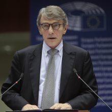 Naujos Europos Komisijos paskyrimas gali būti atidėtas iki gruodžio