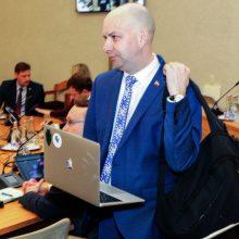 A. Veryga: vadovavimą ekstremalios situacijos operacijoms gali perimti premjeras