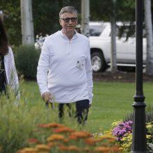 Billas ir Melinda Gatesai po 27 metus trukusios santuokos nusprendė skirtis