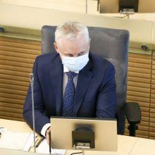 Advokatas V. Mizaras paskirtas Konstitucinio Teismo teisėju