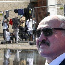 A. Lukašenka dėl nelegalių migrantų kaltina lietuvius: tegul pradeda dirbti