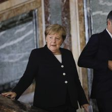 A. Merkel: naujoji Vokietijos vyriausybė bus proeuropietiška