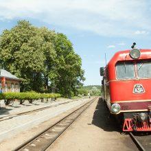 """Skelbiamas pakartotinis """"Aukštaitijos siaurojo geležinkelio"""" vadovo konkursas"""