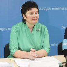 FNTT tyrime dėl greitųjų testų įsigijimo – įtarimai SAM viceministrei